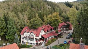 Ośrodek KonferencyjnoWypoczynkowy Krucze Skały w Karpaczu