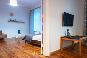 Piotrkowska 59 przestronny apartament na deptaku