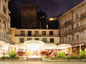 Albergues - Hotel Croce Federale