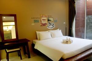Feung Nakorn Balcony Rooms and Cafe, Szállodák  Bangkok - big - 88