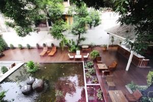 Feung Nakorn Balcony Rooms and Cafe, Hotels  Bangkok - big - 154