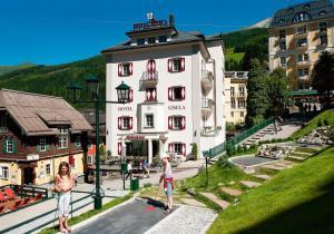 Hotel Gisela, Бад-Гастайн