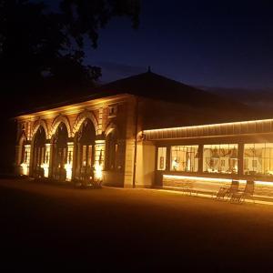 L'orangerie de Châtel - Selection Figaro Magazine 2019