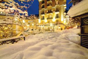 Hotel Salzburger Hof, Hotel  Bad Gastein - big - 46