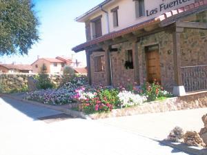 Hotel Las Fuentes - Торрекабальерос