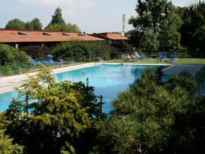 Golf Hotel 4 étoiles à Lainate Avec Restaurant Piscine Et Bar