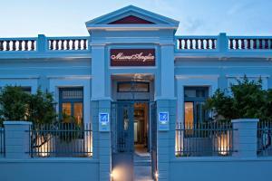 Micra Anglia Boutique Hotel & Spa Andros Greece