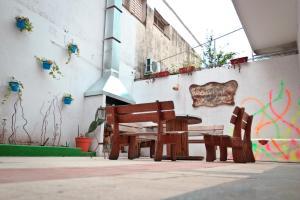 Rosario Global House, Hostelek  Rosario - big - 40