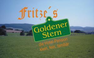 Fritz'es Goldener Stern - Hoof
