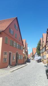 Gemütliche Altstadtwohnung in Dinkelsbühl