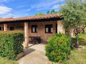 Complejo Turístico Las Cañadas, Casas de Campo y Bungalows, Villaggi turistici  Baños de Montemayor - big - 91