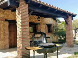 Complejo Turístico Las Cañadas, Casas de Campo y Bungalows, Villaggi turistici  Baños de Montemayor - big - 94