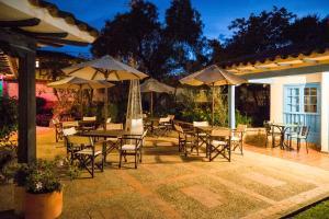 Hotel y Spa Getsemani, Hotels  Villa de Leyva - big - 38