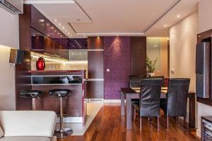 Luksusowy Apartament Niecała ŚNIADANIA ŚCISŁE CENTRUM 100 m2