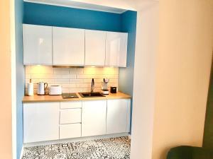 Apartament Arctic Blue