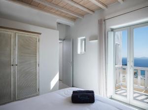 obrázek - Exquisite Mykonos Villa Villa Ammos 4 Bedroom Private Pool Sea View Houlakia
