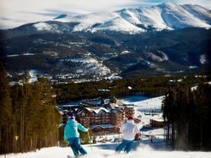 Mountain Thunder Lodge, Apartmánové hotely  Breckenridge - big - 26
