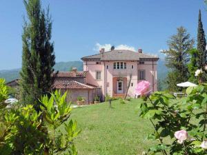 Villa Belvedere, Vidiecke domy  Pieve Fosciana - big - 17