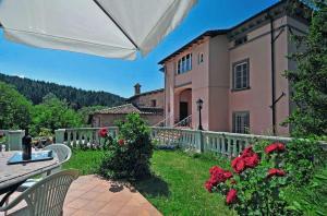Villa Belvedere, Vidiecke domy  Pieve Fosciana - big - 20