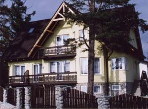 Vila Altwaldorf B&B Vysoke Tatry