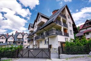 Apartament Biały Krokus komfortowy