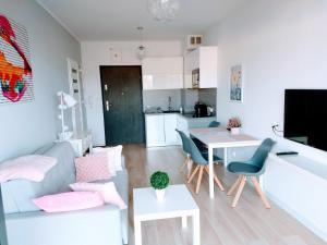 SUNRISE 20 apartment z widokiem na morze Gardenia Dziwnów