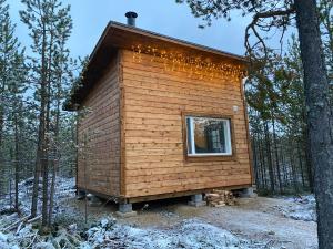 Aurora Husky Hut - Hotel - Inari