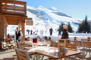 Hotel Les Mélèzes, Hotely  Les Deux Alpes - big - 38