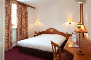 Hotel Les Mélèzes, Hotely  Les Deux Alpes - big - 9