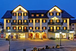 Accommodation in Oberammergau