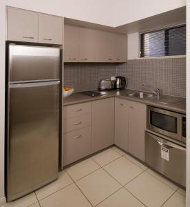Southern Cross Atrium Apartments, Апарт-отели  Кэрнс - big - 45