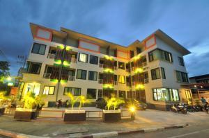 City Ratsada Apartment, Hotely  Lampang - big - 31