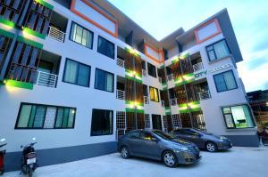 City Ratsada Apartment, Hotels  Lampang - big - 28