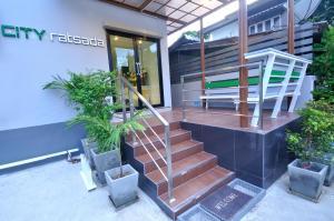 City Ratsada Apartment, Hotely  Lampang - big - 25