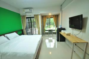 City Ratsada Apartment, Hotels  Lampang - big - 31