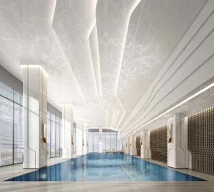 Crowne Plaza Shenzhen World Exhibition and Convention Center, an IHG Hotel
