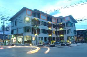 City Ratsada Apartment, Hotels  Lampang - big - 26