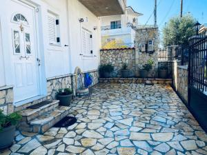 See and city lovely apartment Achaia Greece