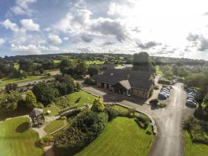 Mytton Fold Hotel, Ribble Valley