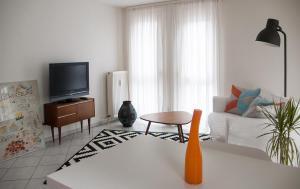 Gemütliche Wohnung mit sonniger Terrasse