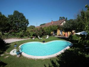 Accommodation in Berdoues