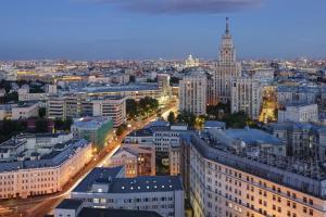 Hilton Moscow Leningradskaya (24 of 27)