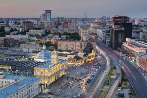 Hilton Moscow Leningradskaya (25 of 27)