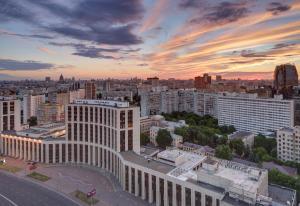 Hilton Moscow Leningradskaya (27 of 27)