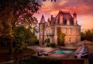 Le Château des Tourelles en Vendée