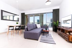 Quintessential Quarters: 29th Fl Views - Walk to Opera, Mall and Burj Khalifa - Dubai