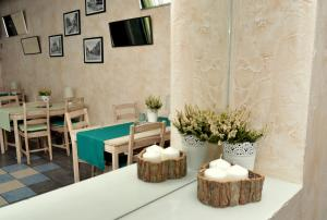 KAMIENICA Pokoje Restauracja
