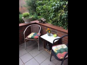 Der Warstathof Fewo 1 Lueneburger, Apartmány  Neuenkirchen - big - 9