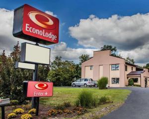 Econo Lodge Douglassville-Pottstown - Hotel - Douglassville