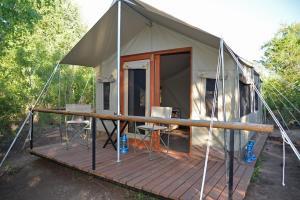 The Wild Olive Tree Camp, Zelt-Lodges  Manyeleti Game Reserve - big - 1